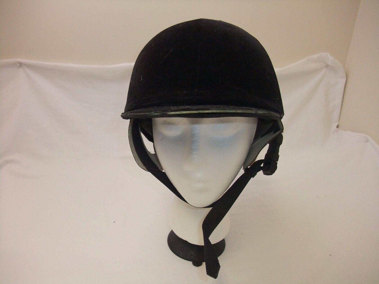 Vintage IRH Pro  Rider The Intelligent Riding Helmet Size Medium  free shipping on all orders