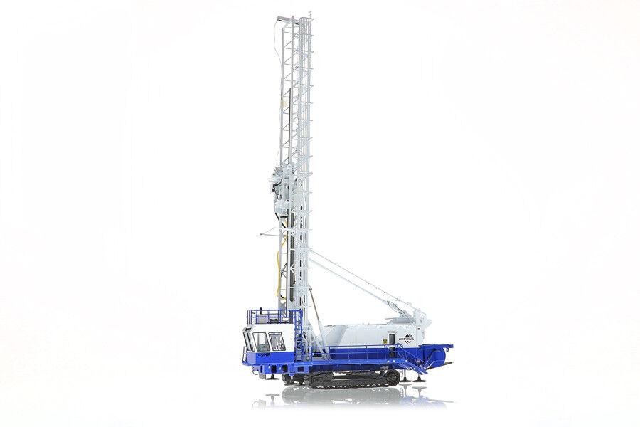 TWH 022-01022 Bucyrus 49HR Blasthole Drill - blu bianca 1 50 O scale MIB
