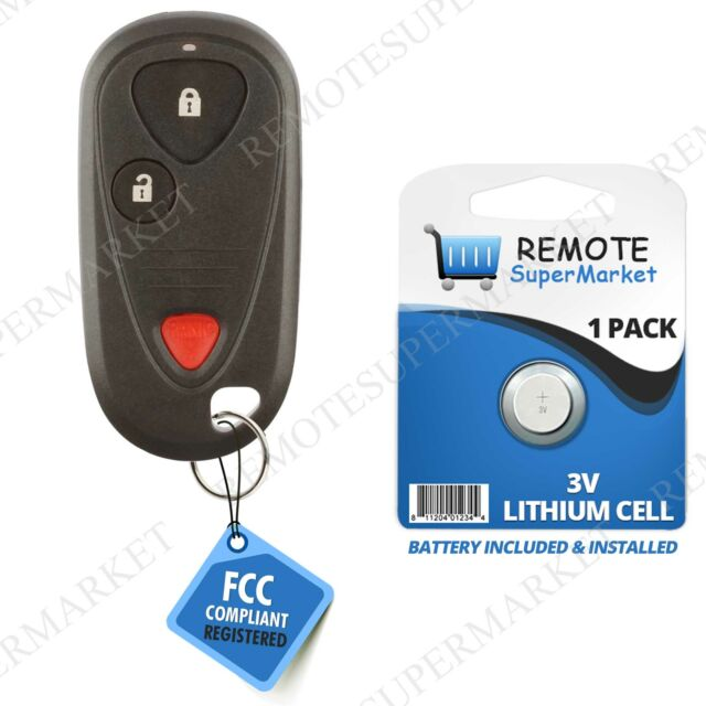 Replacement For Acura 2001-2006 MDX 2006 RSX Remote Car