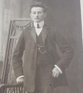 CDV around 1915