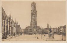 Carte Postale - Brügge / Bruges - La Grand`Place