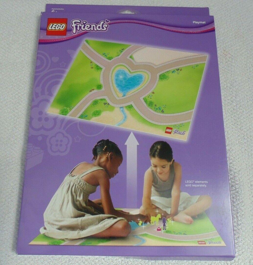 LEGO FRIENDS Heartlake City Reversible  Playmat 850596 - Unused but Opened Box  livraison directe et rapide