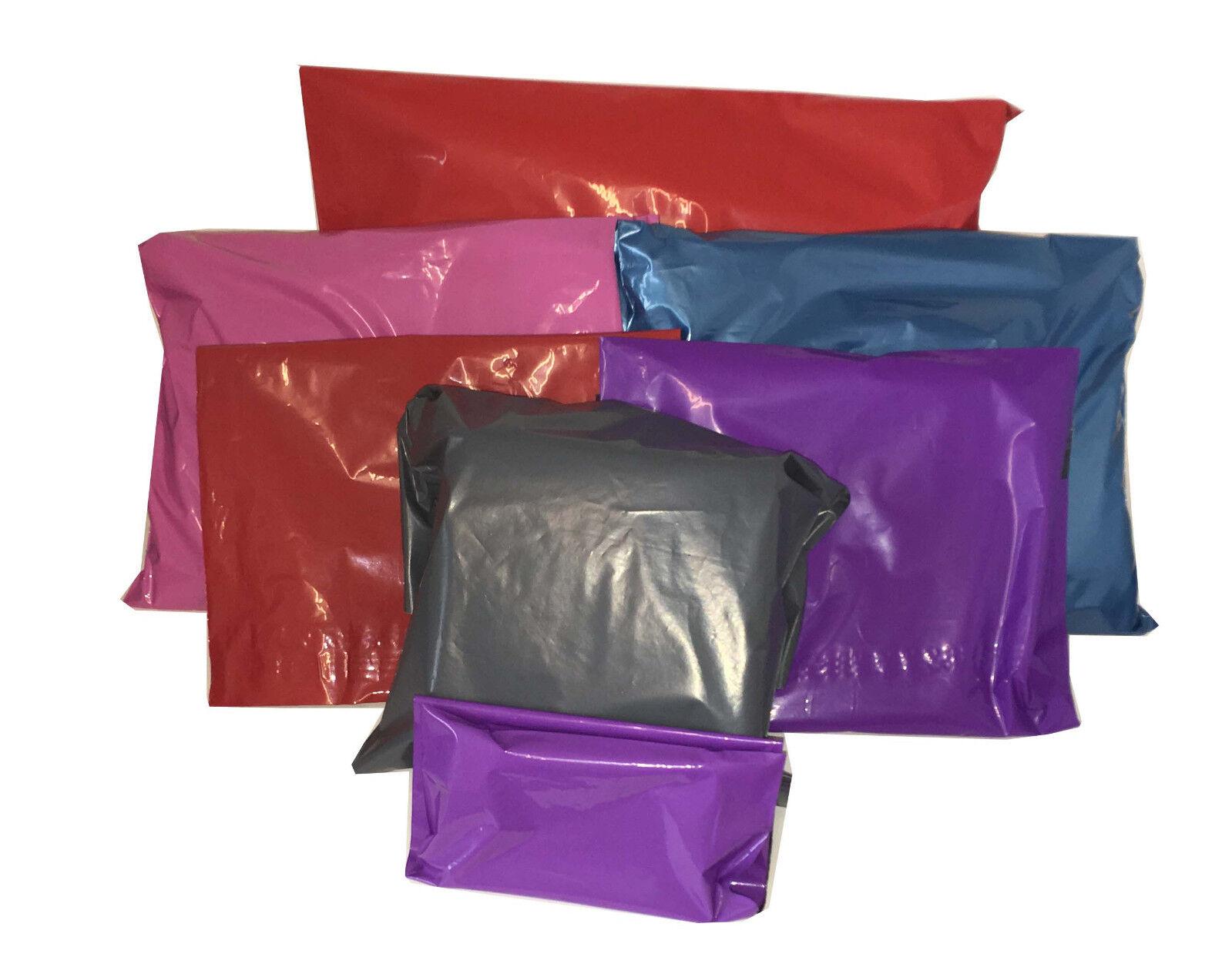 Solide en plastique colorés POSTALE POST Poly SP Sacs De Self Seal vente SP Poly offre 918f25