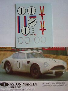 DECALS-KIT-1-43-ASTON-MARTIN-DB4-GT-LE-MANS-1961