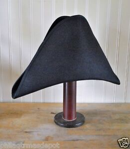 Fore and Aft Hat Napoleon Style Officer s Hat - War of 1812 - (S 401244dbb60