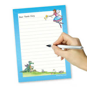 Tooth Fairy Letter Stationery