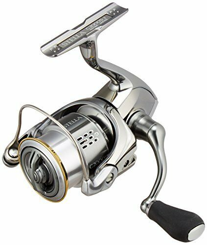Shimano Stella C2000S Salt & Fresh All Round Model