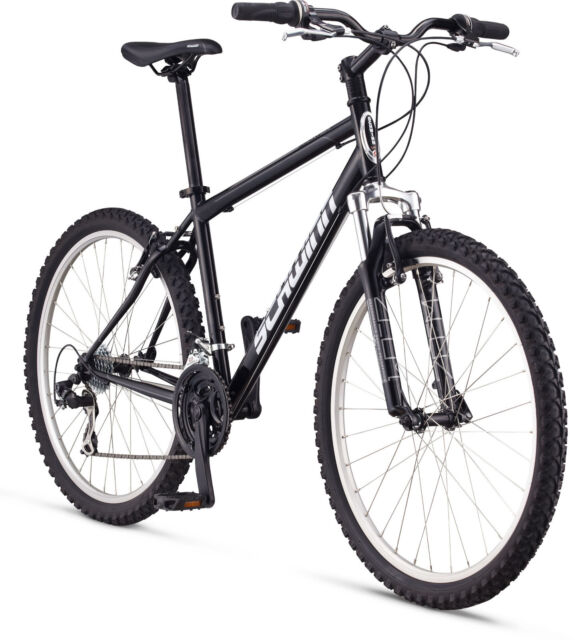 Schwinn Frontier Men\'s Size Medium Black Shimano 21spd Mountain Bike ...