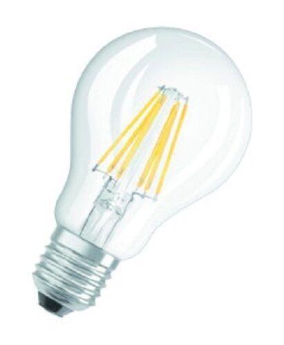 Osram Parathom Classic FILAMENT LED  E27 8W =1055 Lumen 2700K wws clear