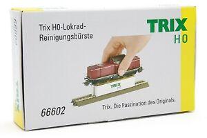 Trix-66602-escala-H0-1-87-locomotora-limpiarueda-wheel-cleaner-cada-marca-DC