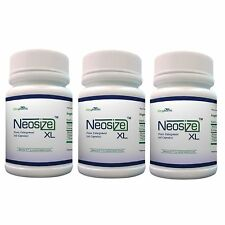 3pcs NeoSize XL Pills Best Natural Male Enhancement Penis Enlargement NeoSizeXL