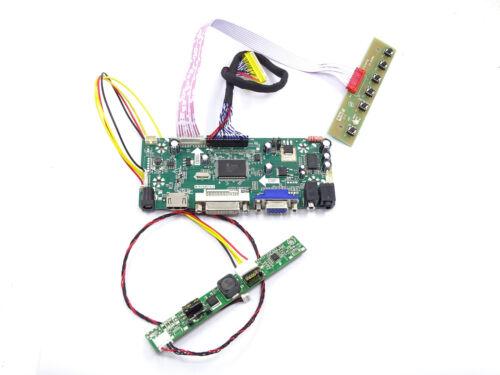 LCD led Controller Board Driver kit for M240HTN01.2 HDMI DVI+VGA M.NT68676