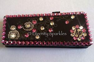 32905880c2f0 Pink Crystal 4GB USB Flash Drive Memory Stick Made With SWAROVSKI ...