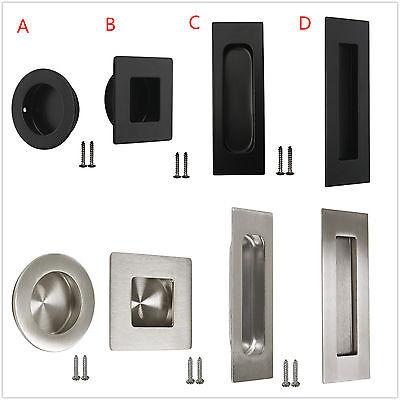 Durable Tatami Hidden Door Handle Recessed Flush Pull Cover Floor Cabinet 6L