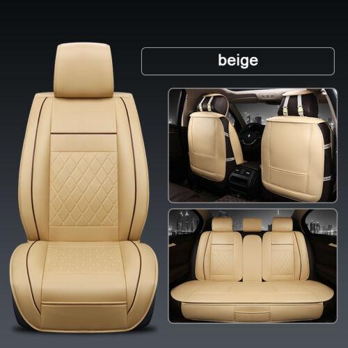 Universal Car Seat Cover 5 Seater for Volkswagen  KIA Skoda Subaru