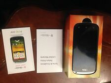 Used Black HTC One S Smartphone for T-Mobile