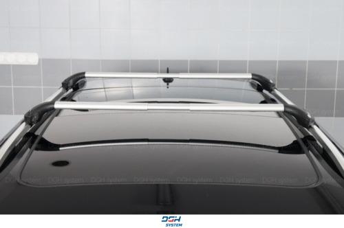 Für Renault Scenic 3 III//X Mod 09-16 mit offener Dachreling Dachträger