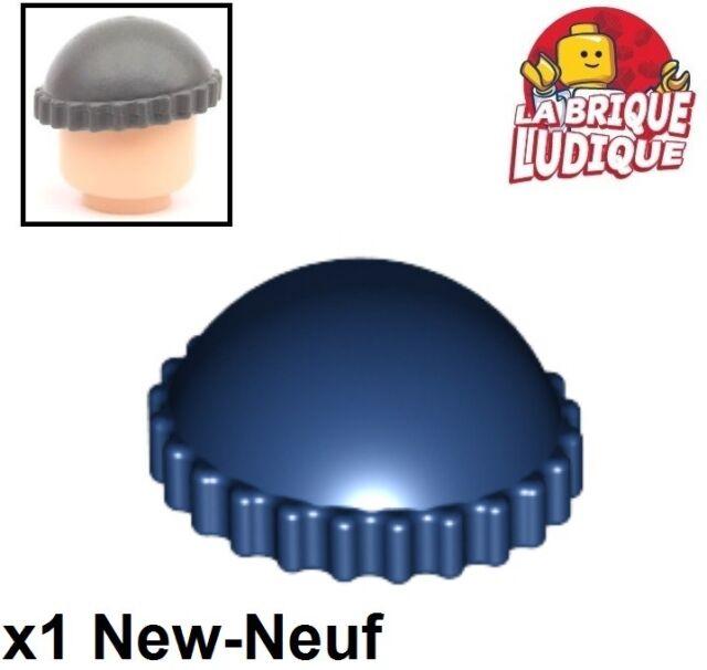 Lego Dark Bluish Gray Ski Hat Beanie Minifig Headgear NEW