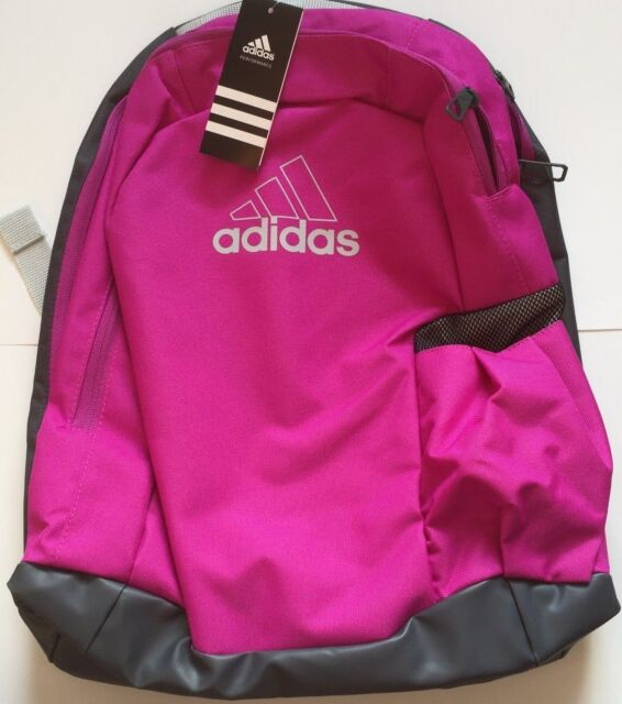 621931687e Womens adidas Backpack Rucksack Gym Bag Purple for sale online