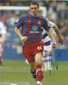 Crystal-Palace-Andy-Dornan-Autographed-Signed-8x10-Photo-COA