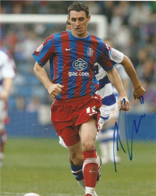 Crystal Palace Andy Dornan Autographed Signed 8x10 Photo COA