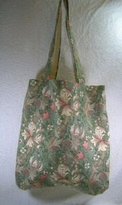 William-Morris-034-Golden-Lily-034-Print-Handmade-Sac-Fourre-tout