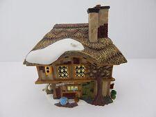 Dept 56 Dickens Village Frasier Family Farmhouse #58754 Has light cord