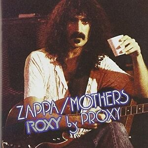 Frank-Zappa-Roxy-By-Proxy-New-CD