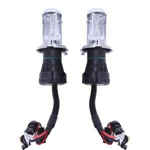2X-Ampoule-AUTO-HID-BI-Xenon-faisceau-HI-LOW-H4-ampoule-55W-6000K-M3Y7