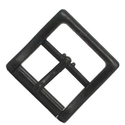 """Black Buckle Roller Bar Square 1/"""" 2053-13"""