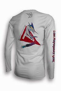 Lobo Performance Gear Tag & Release Mark Ray UPF50 Long Sleeve Performance Shirt