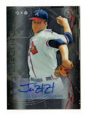 JASON HURSH MLB 2013 BOWMAN STERLING PROSPECT AUTOGRAPHS (ATLANTA BRAVES)