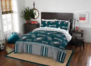 Philadelphia Eagles Nfl Bedroom Comforter Bedding Sheet