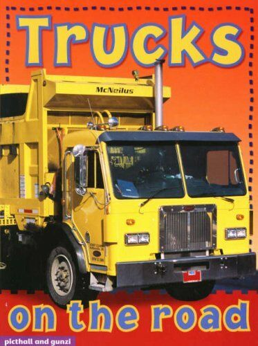 Trucks on the Road (Big Board Books) by Gunzi, Christiane Board book Book The