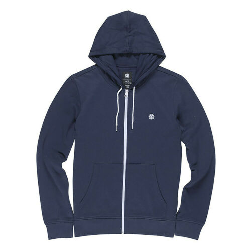 Element Cornell Classic Mens Hoody Zip Eclipse Navy All Sizes