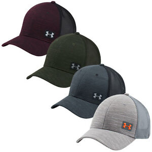 Under Armour 2017 Mens UA Blitz Trucker Cap 1283154 Adjustable Hat ... fc74cce964f