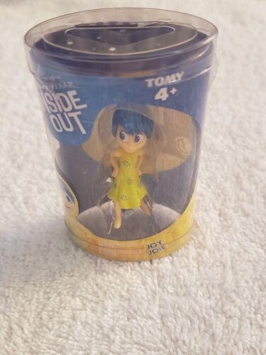 "NEW Disney Pixar Inside Out 1 1//2/"" Mini Figures Joy Joie Tomy"