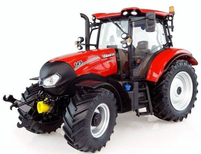 UH5266 - Tracteur CASE IH Maxxum 145 CVX 2017 - 1/32