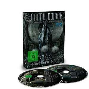 Dimmu Borgir - Forces Of Nature Of The Northern Night Nuovo