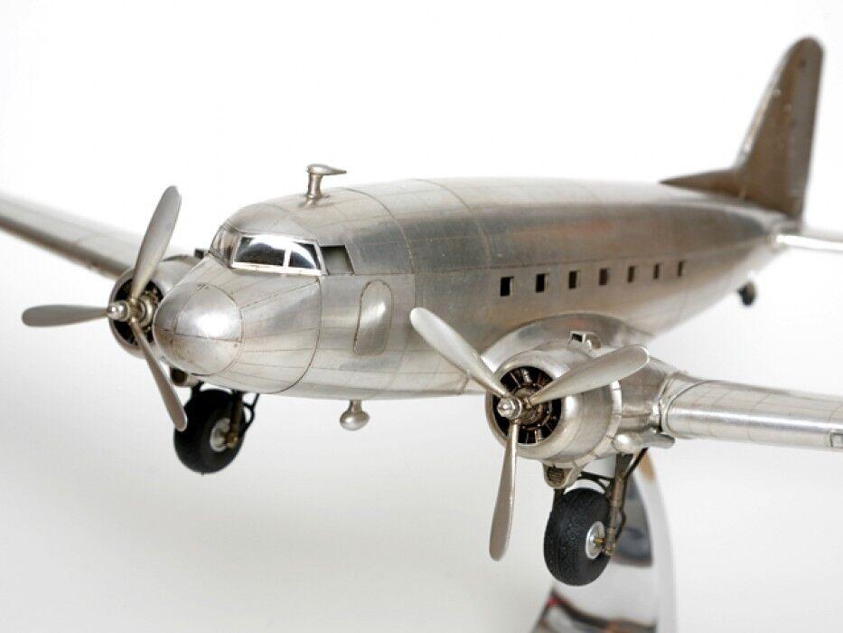 Modèle avion dc3 dc-3 Douglas raisins secs secs secs Bomber métal avion stand modèle NEUF | Convivial  | Pour Gagner L'éloge Chaleureux Auprès De Ses Clients  36c8ff