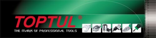 Toptul 1//2in Drive Sliding T-Handle