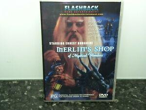 Merlin-039-s-Shop-Of-Mystical-Wonders-DVD-VGC-REGION-4