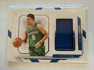 2020-21 National Treasures JOSH GREEN Rookie Jersey Patch /99 DALLAS RC