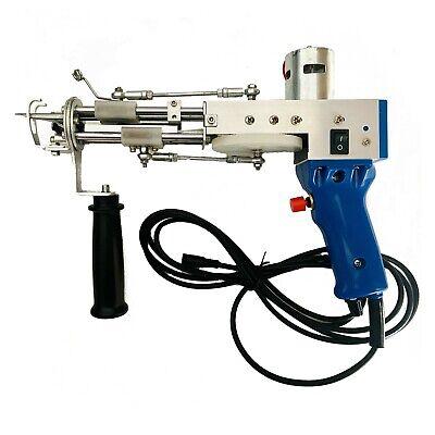 Electric Carpet Tufting Gun Carpet Cut Weaving Flocking Machine 9-21M 10000R//Min