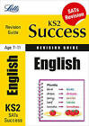 KS2 English Revision Guide by Letts Educational (Paperback, 2007)