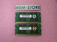 32gb (2x16gb) Sodimm Ddr4-2133 Memory Hp Elitedesk 800 35w G2 Desktop Mini Pc