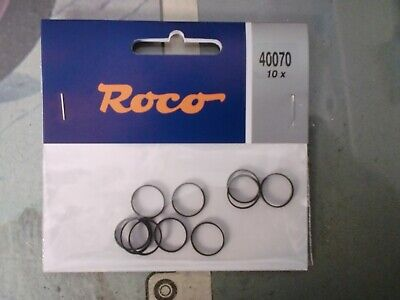 Anelli aderenza da 12,9 a 14,6 mm Pz 10 Roco 40070