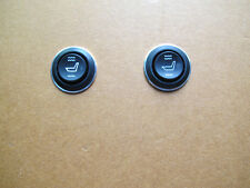 Autositzheizung switch*2, universal round switch,fit all 12V cars,DE