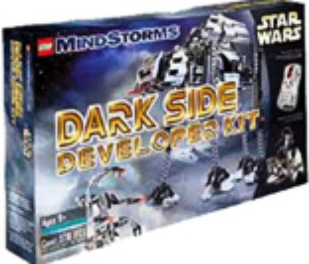 Lego Mindstorms kit para desarrolladores de Star Wars Lado oscuro 9754 Bonus  cada pieza Guar