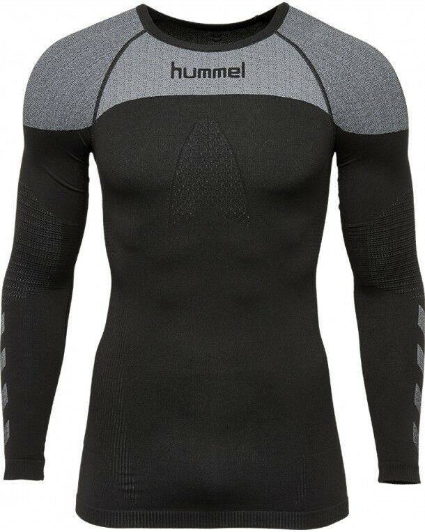 HUMMEL FIRST COMFORT LONGSLEEVE JERSEY XS-L NEU  funktionsshirt kompression  | Günstigen Preis